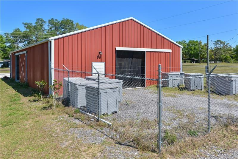 Aquaculture Fish Farm With Home For Sale In Mount Dora, Florida $550,000
